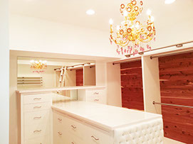 CGM Unlimited, Inc., designed and remodeled a single family home built in 1972 in Houston, Texas.